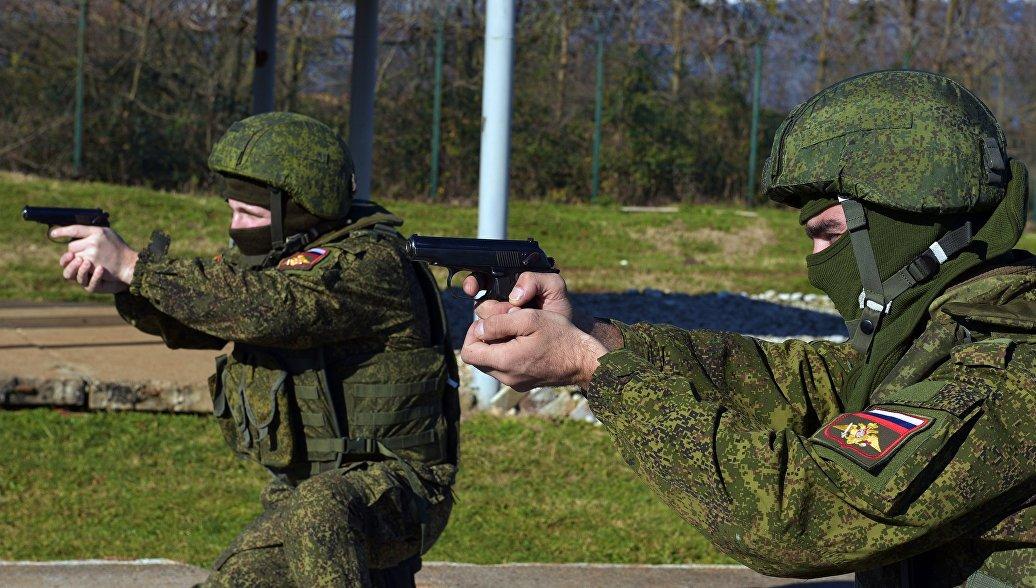 Войска ЮВО провели в этом году вдвое больше учений, чем в прошлом