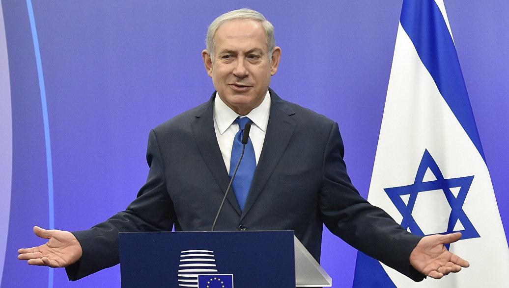 Нетаньяху назвал Болгарию возможным рынком сбыта израильского газа