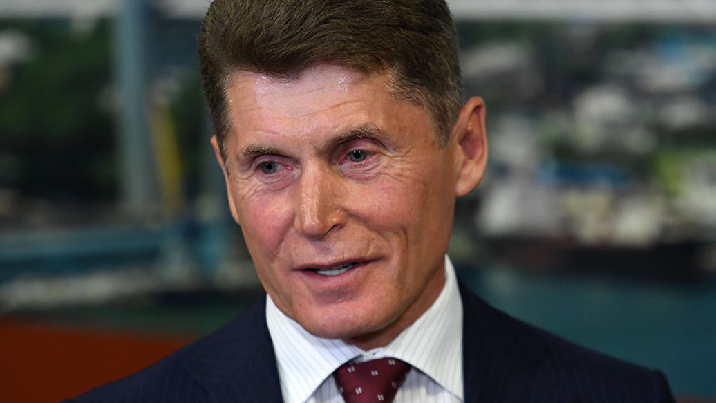 Кожемяко предложил создать в Приморье научно-образовательный центр