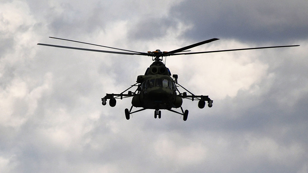 Минобороны до конца года получит партию вертолетов Ми-8МТВ-5-1