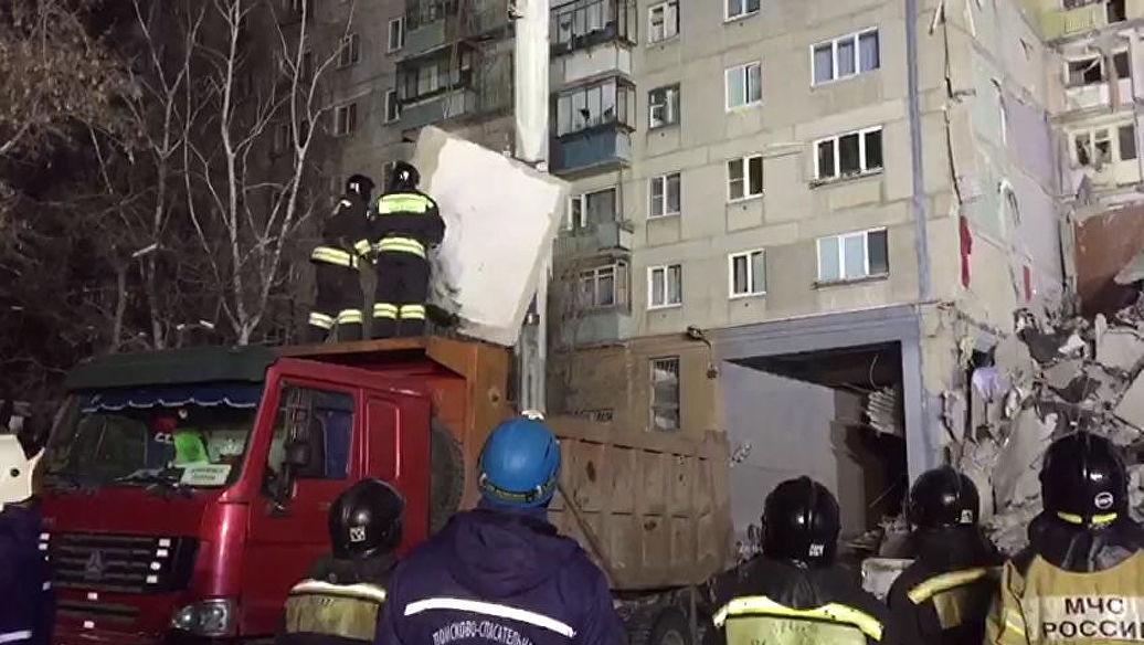 После ЧП в Магнитогорске одна семья живет в пункте временного размещения