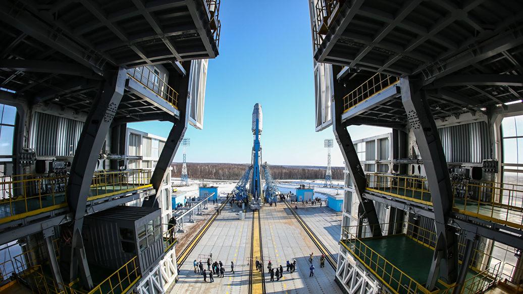 Источник рассказал о планируемом пуске с космодрома Восточный в 2019 году