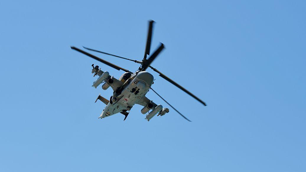 СМИ рассказали об угрозе российских Ка-52 для украинских систем ПВО
