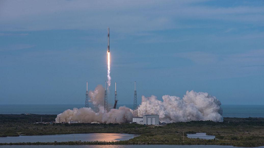 SpaceX назвала дату пуска ракеты Falcon 9 с военным спутником GPS