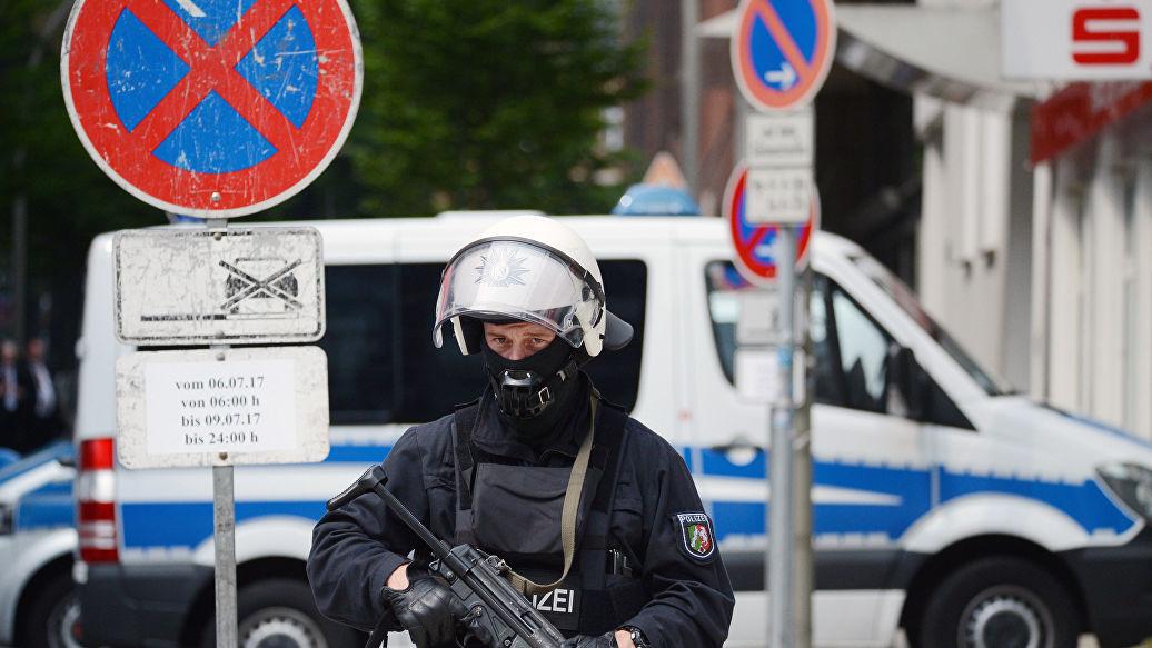 В Германии арестовали предполагаемого сторонника ИГ*