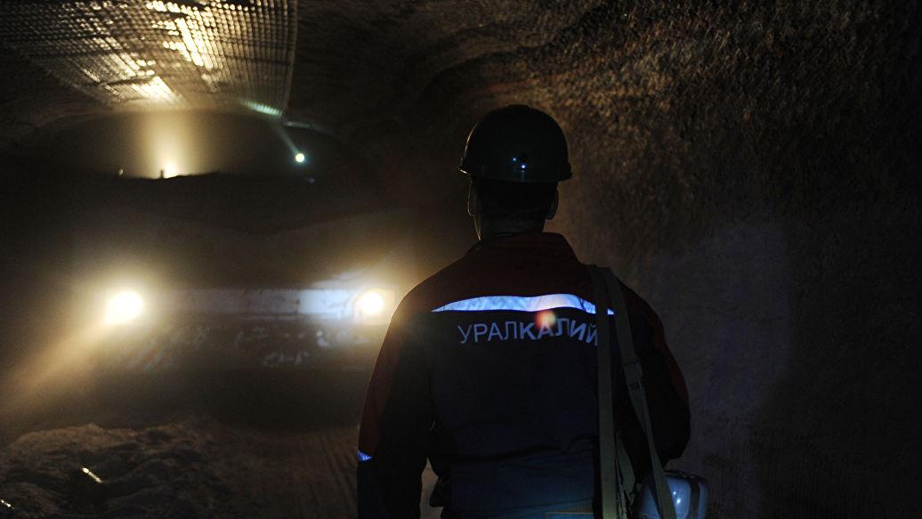Спасатели не смогли добраться до шахтеров в Соликамске