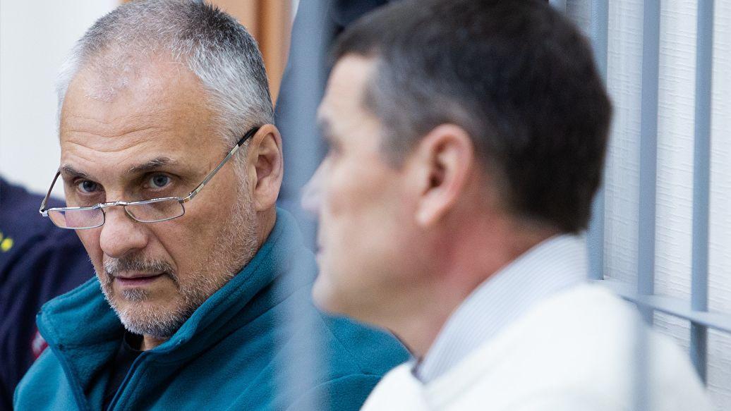 Суд по апелляции экс-губернатора Сахалина перенесли на январь 2019 года