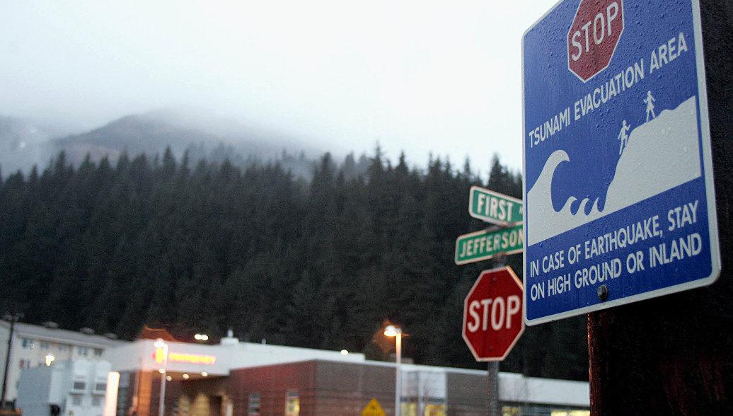 Трамп объявил федеральный режим ЧП на Аляске