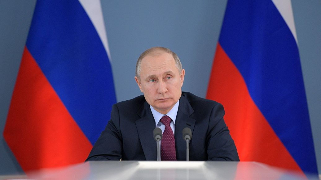 Путин определит направления развития армии на коллегии Минобороны России