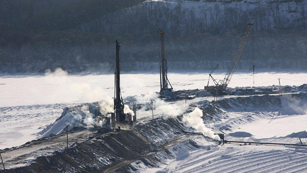 Сфотографировать место обрушения сопки в Хабаровском крае не удалось