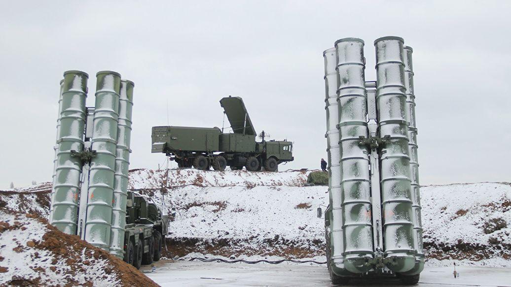 В Сибири расчеты С-400 отразили авиаудар условного противника