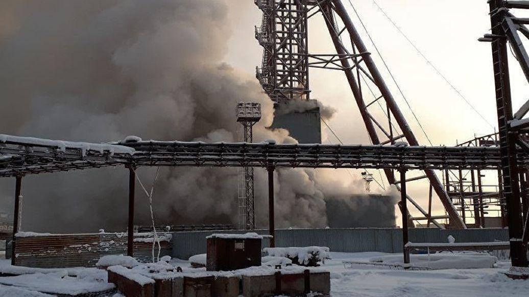 Тело второго погибшего на шахте в Соликамске подняли на поверхность