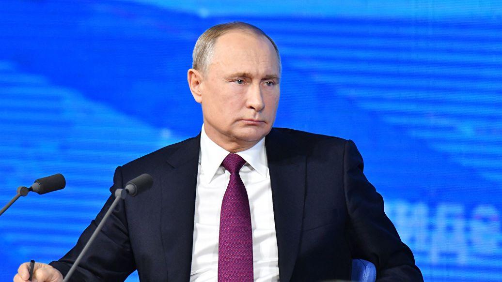 Патриотизм должен быть основой укрепления государства, считает Путин