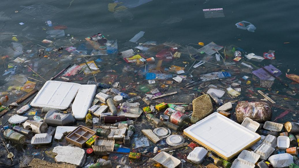 Система очистки Тихого океана от пластика не справилась с задачей