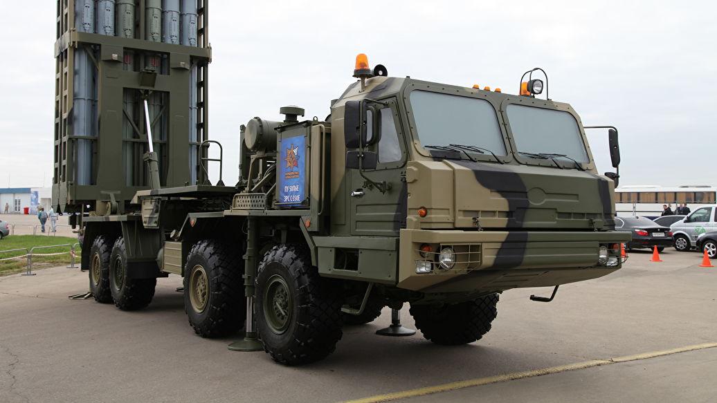 Российские военные получат новейший зенитный комплекс