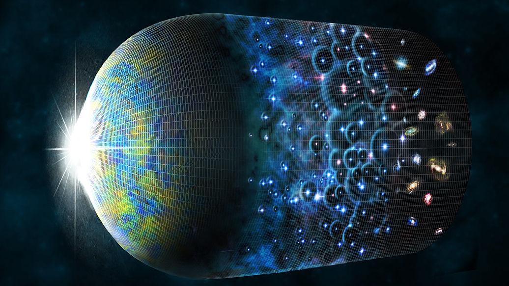 Время существовало до Большого взрыва, заявляют ученые