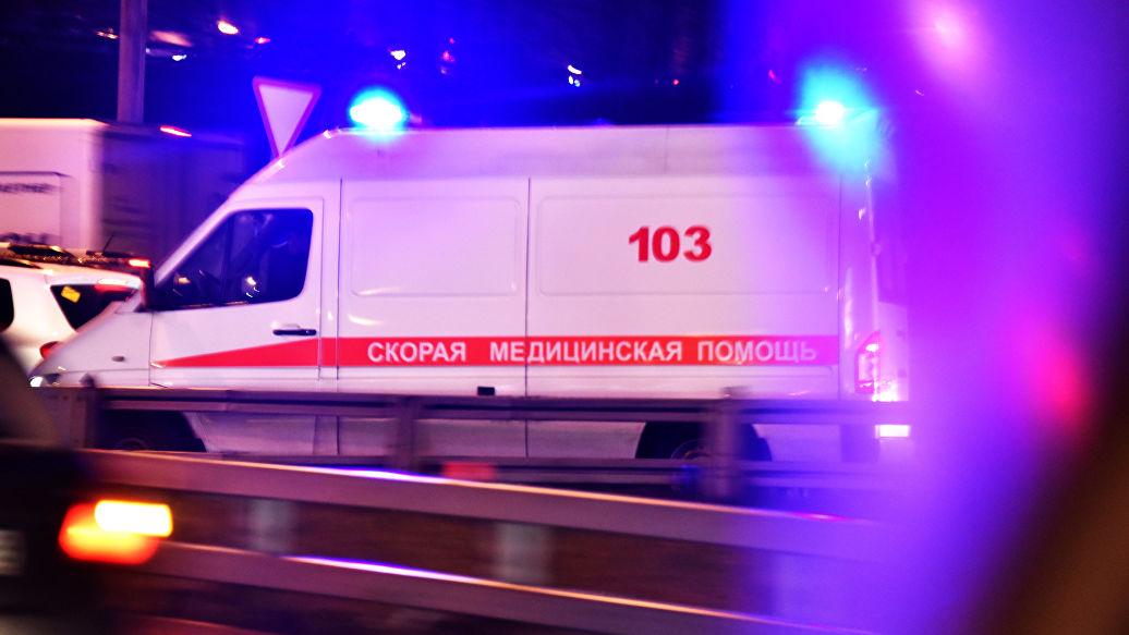 В Дагестане три человека погибли в ДТП с микроавтобусом