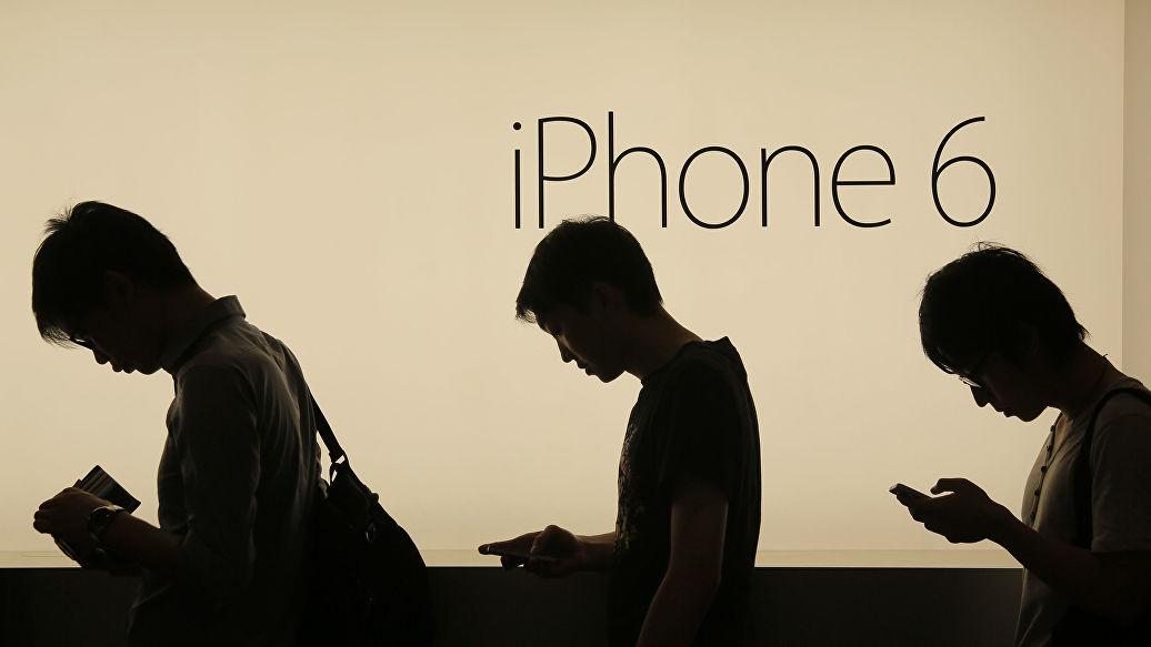 Последнее обновление iOS лишило связи владельцев iPhone