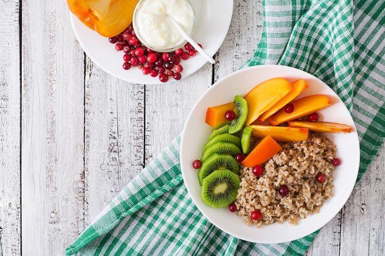 Рацион правильного питания на неделю
