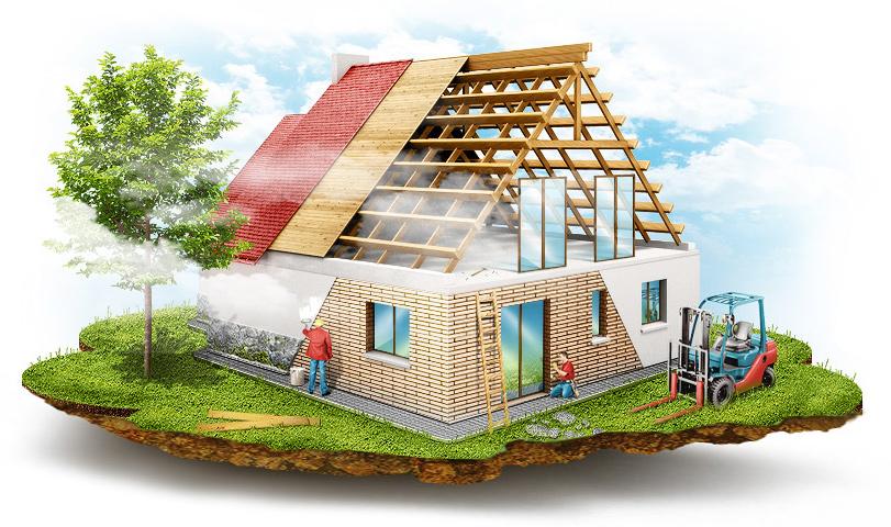 Правильное строительство домов компанией stroyhouse.od.ua