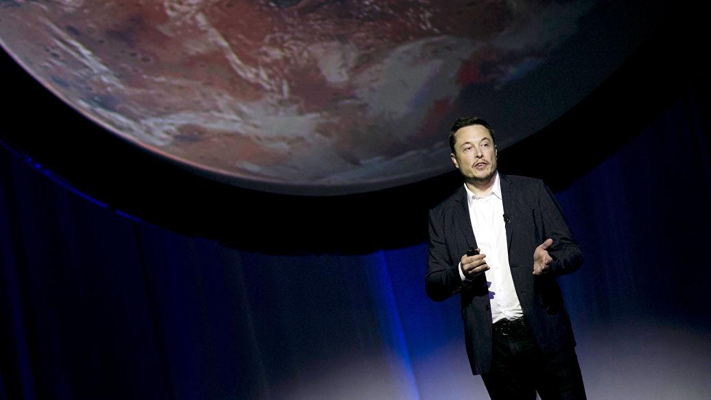 Илон Маск назвал дату запуска Dragon-2 к МКС