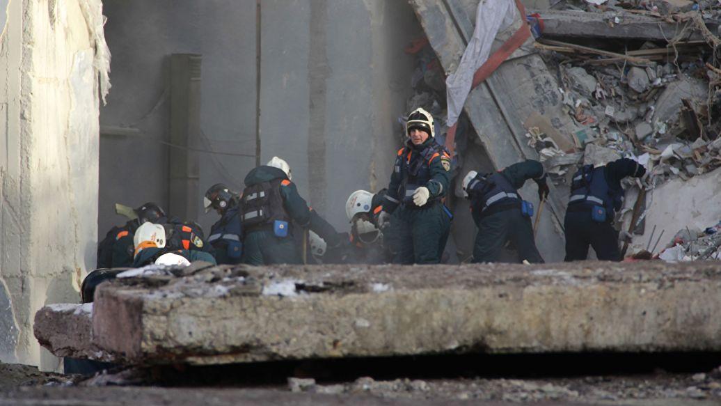 В Магнитогорске число погибших при обрушении дома увеличилось до 22 человек