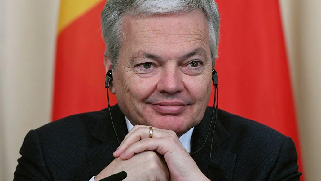 СМИ: глава МИД Бельгии намерен участвовать в выборах генсека Совета Европы