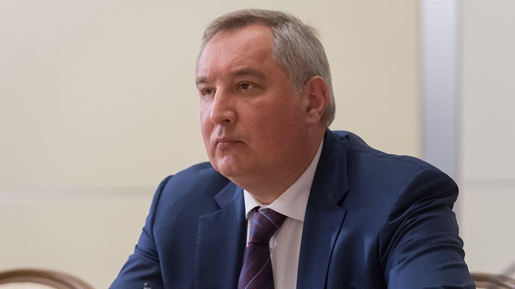Источник сообщил о возможной отмене визита Рогозина в США
