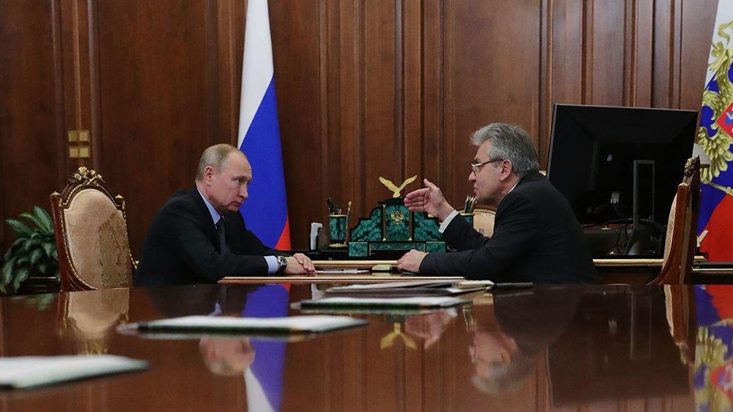 В сфере науки нет ограничений на сотрудничество, заявил Путин