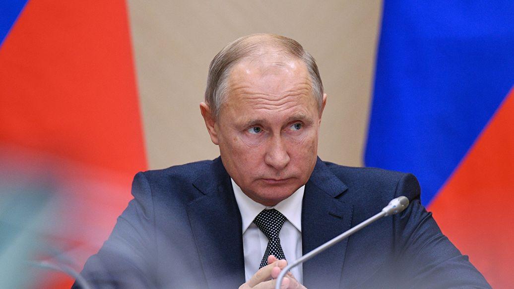 Путин проведет совещание по культурным и музейным комплексам в ряде городов