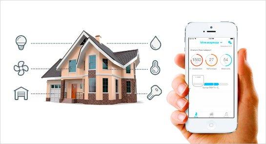 Приятные цены на разработку и монтаж системы умный дом от компании ksimex-smart.com.ua