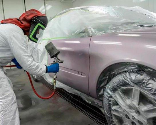 Ремонт и покраска автомобилей