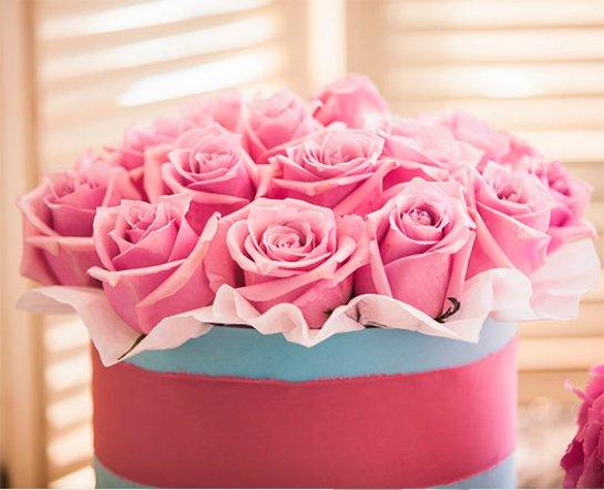 Цветы на 8 марта для девушки