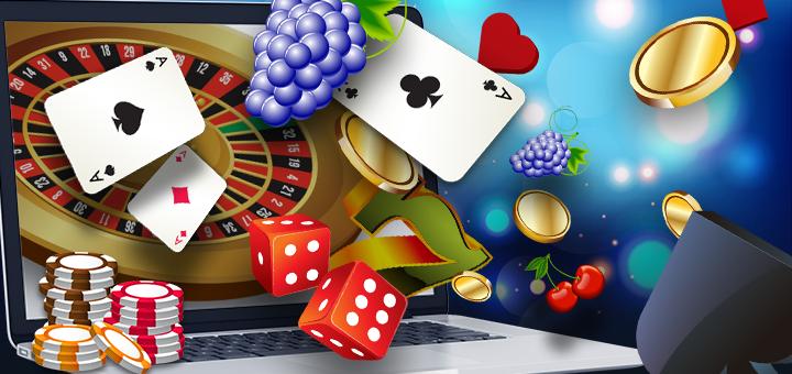 Слоты и автоматы казино Вулкан