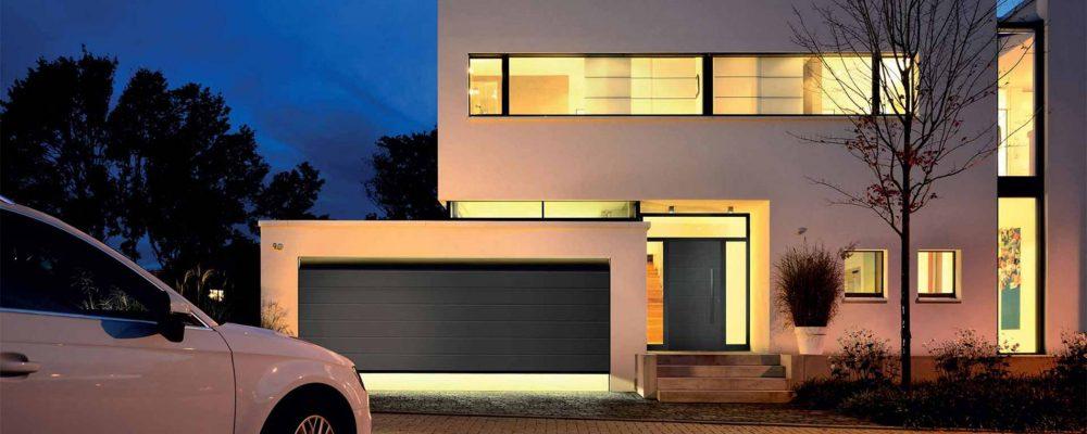 Качественные и надежные гаражные ворота от немецкого производителя Hörmann