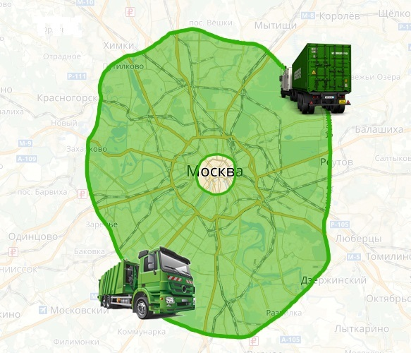 Быстрое оформление пропуска на проезд грузовых транспортных средств