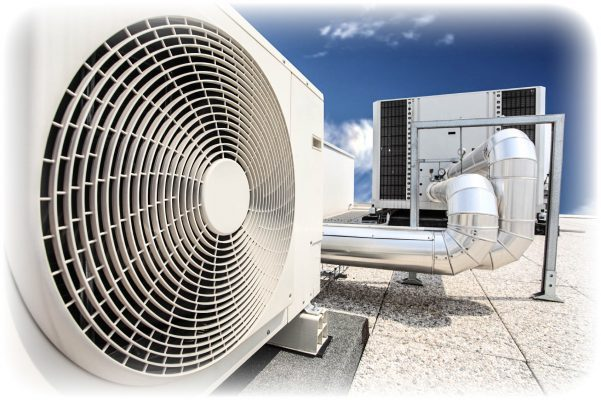 Системы вентиляции и кондиционирования воздуха в помещении