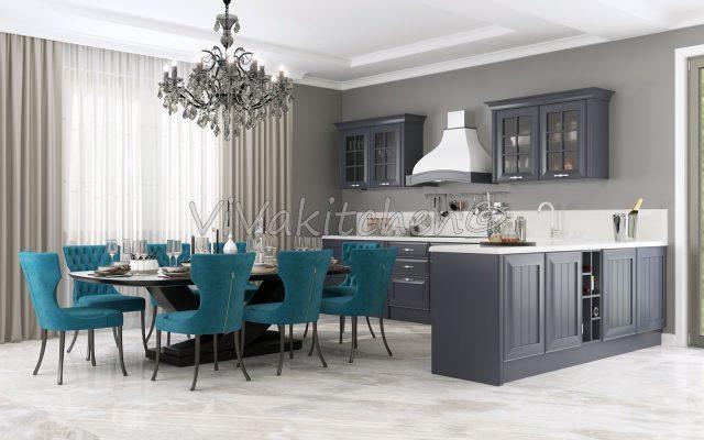 Отличная кухонная мебель от ViVakitchen