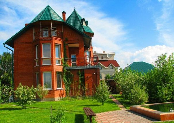 Снять коттедж на сутки в Новосибирске