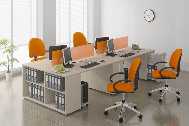 Большой выбор офисных стульев и прочей офисной мебели