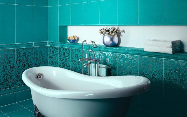 Идеальная плитка для вашей ванной комнаты