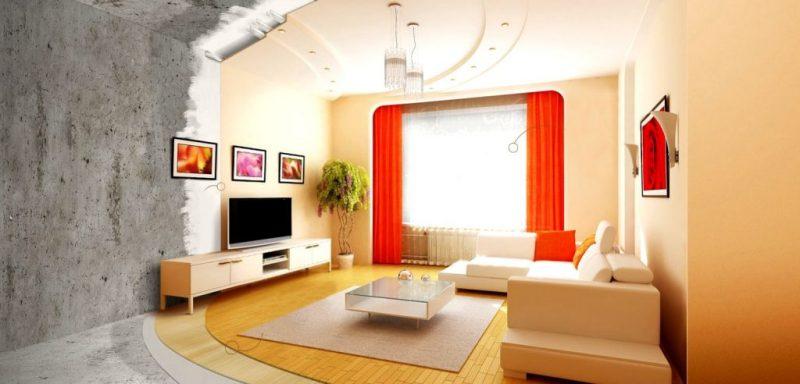 Технические наблюдения за ремонтом квартиры