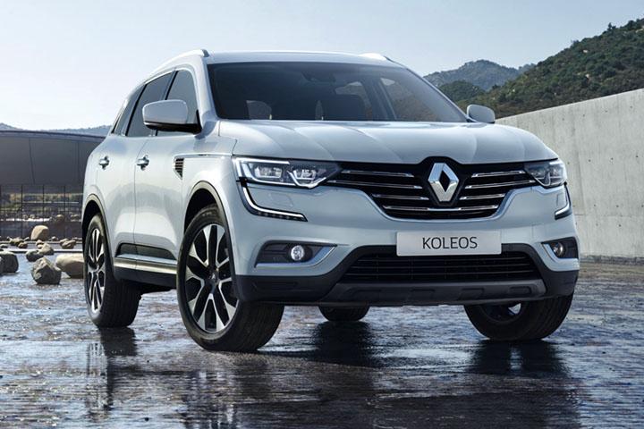 Новенький внедорожник Renault Koleos New по очень выгодной цене