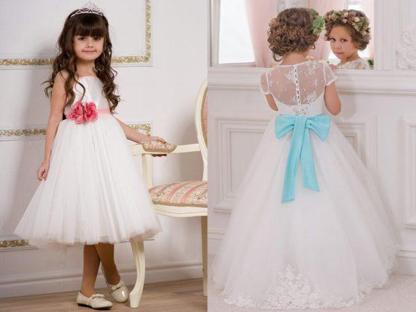 Выпускные платья в детский сад