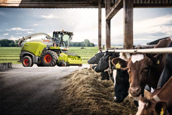 Большой выбор специального оборудования для заготовки силосной массы для скота