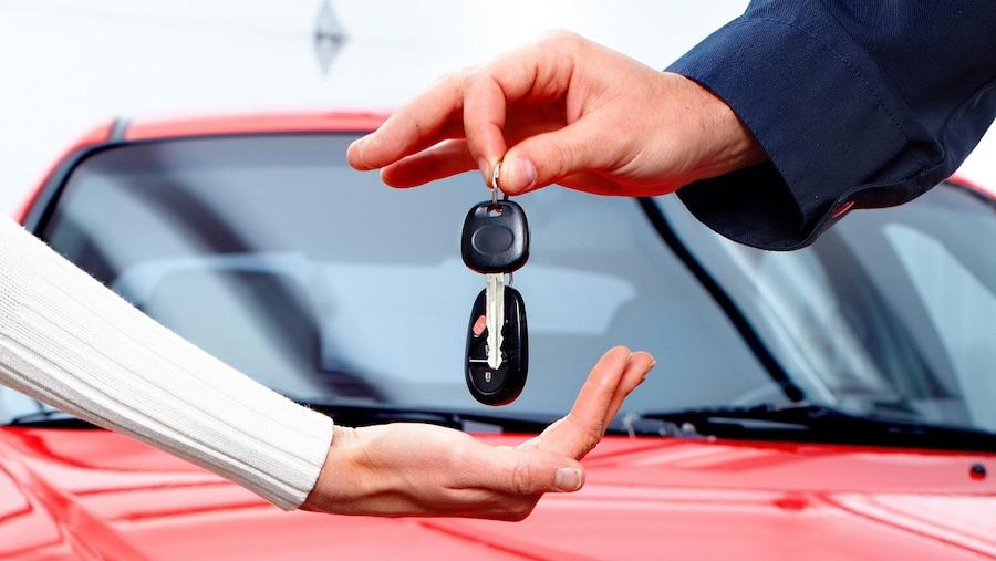 Приобретение транспортного средства в кредит