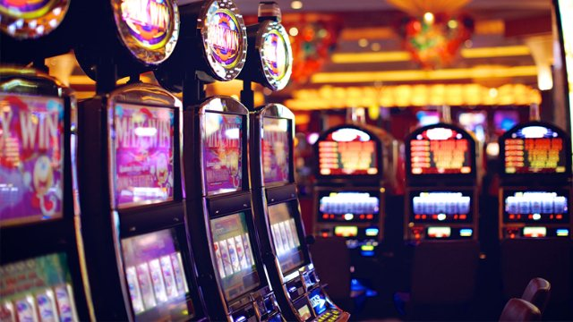 онлайн казино с лучшими слотами