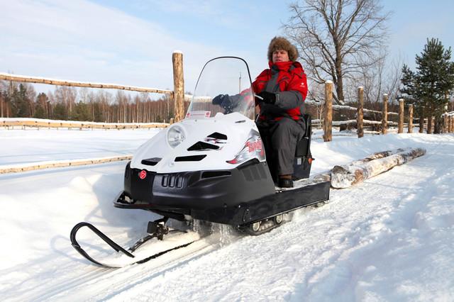 Преимущества и недостатки снегохода «Буран»