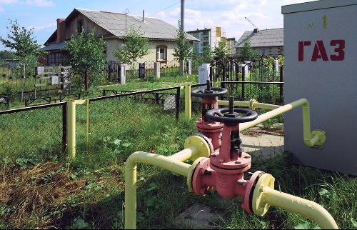 Газификация домов и предприятий в Белгороде