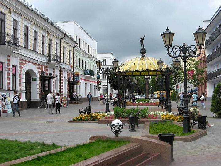 Экскурсии из Минска на автобусе